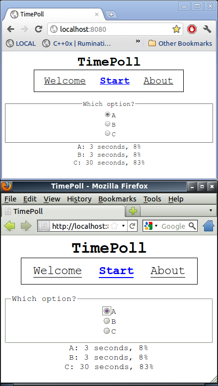 TimePoll